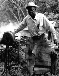 Uncle Seymour Washington-The Walking Blacksmith