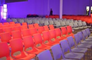 tedx empty chairs