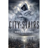 book cover city of stairs