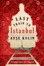 book cover last train to istanbul